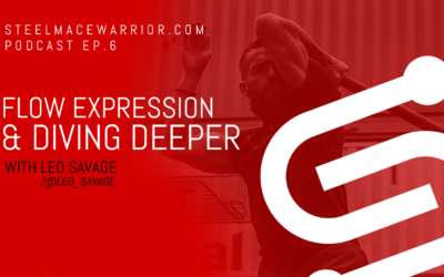 Podcast Episode # 6 – Flow Expression & Diving Deeper with Leo Savage