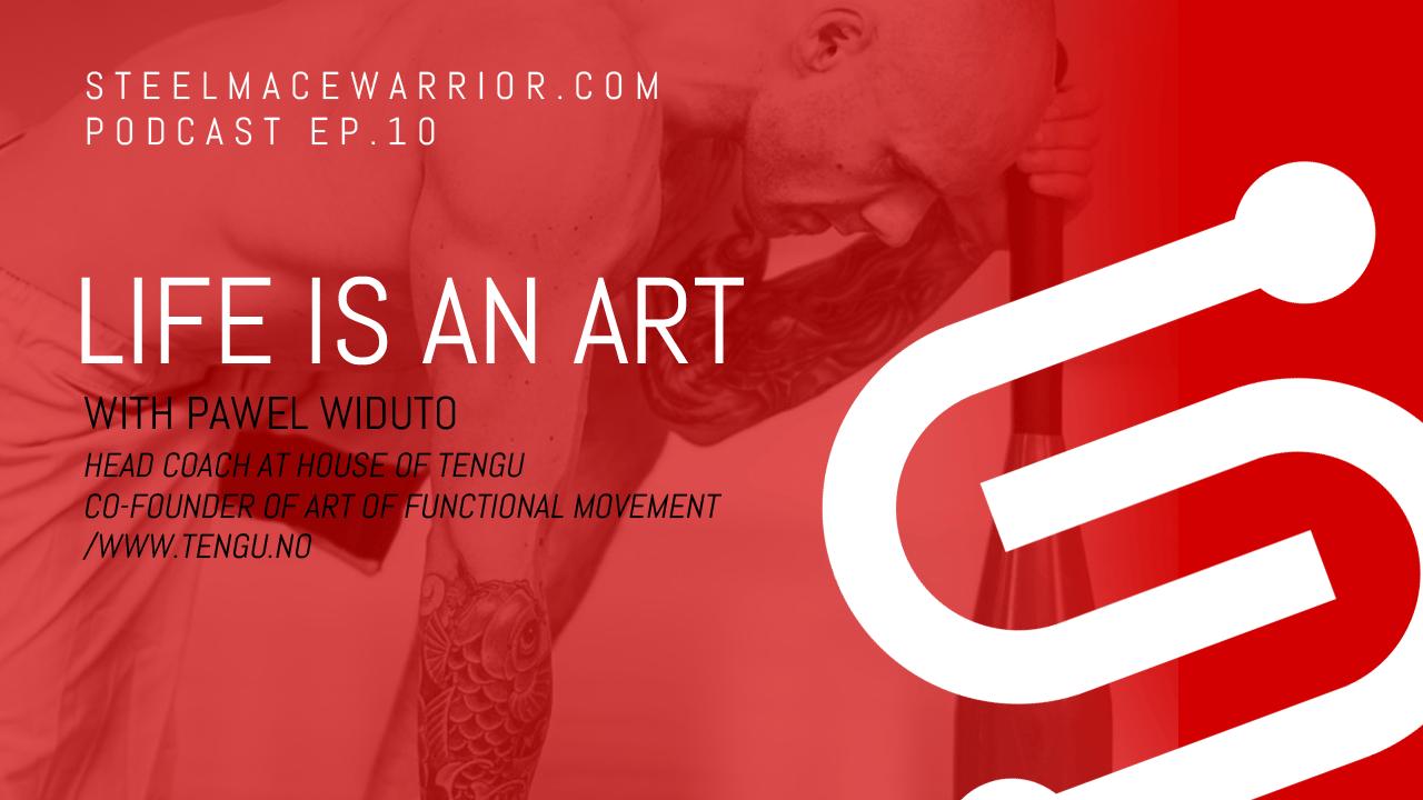 Life is an Art with Pawel Widuto – BONUS
