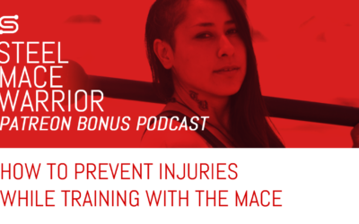 HOW TO PREVENT INJURIES WHILE TRAINING WITH THE MACE