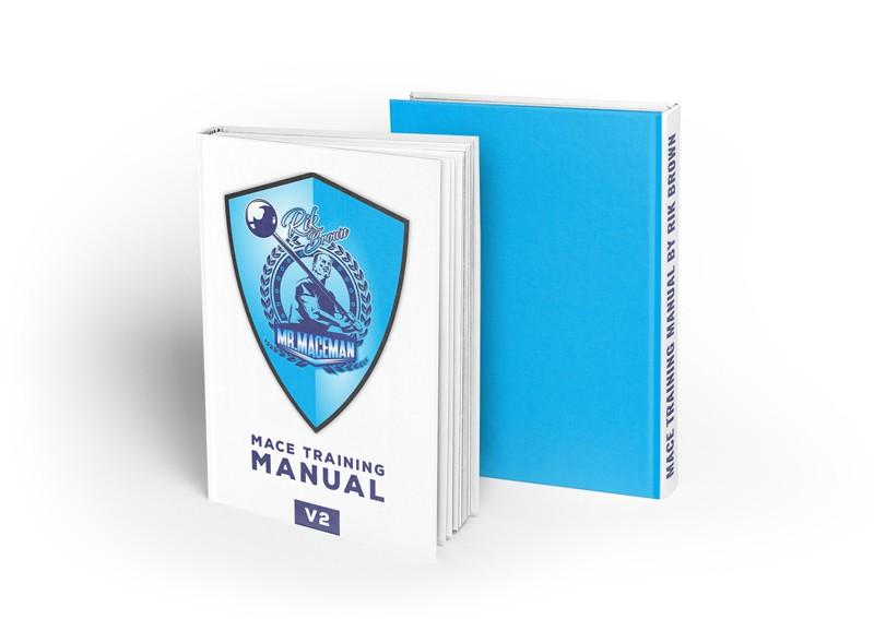 FREE Mr. Maceman E-Book – Mace Training Manual V2