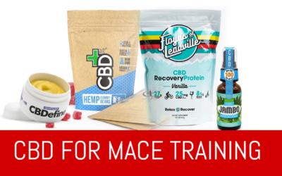 CBD for Mace Training