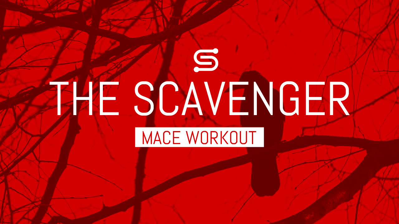 The Scavenger Steel Mace Workout
