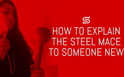 How to Explain the Steel Mace to Someone New