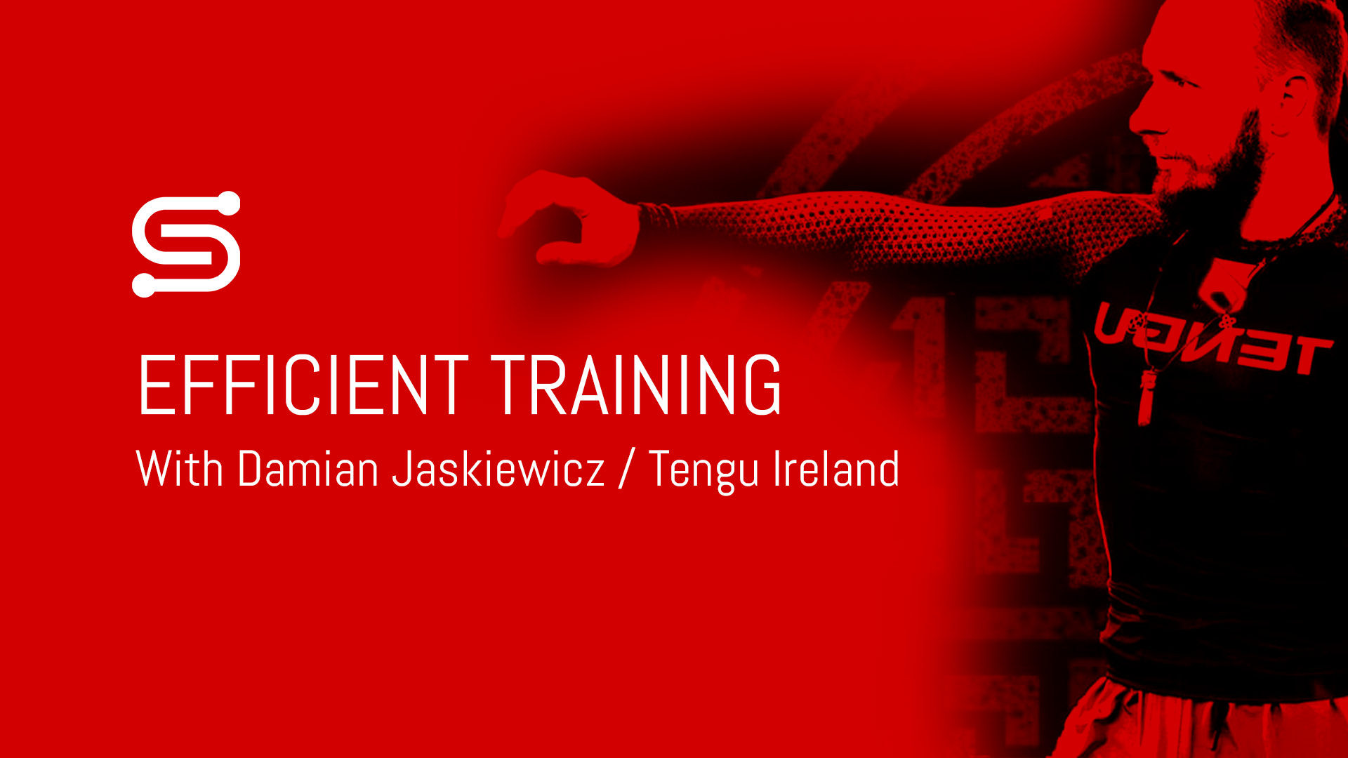 Efficient Training with Damian Jaskiewicz
