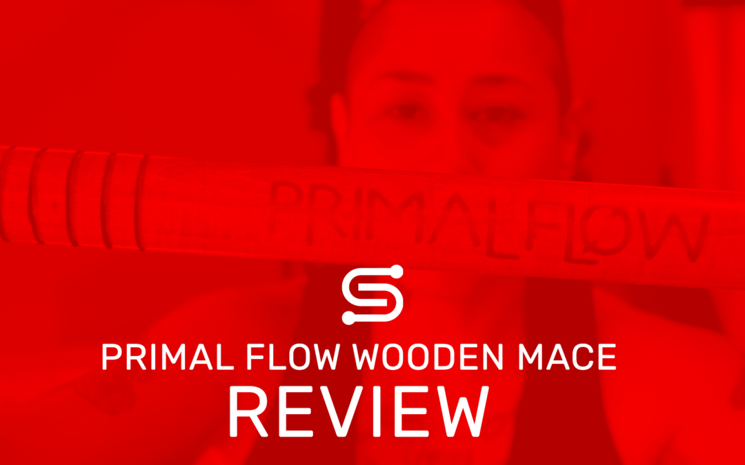 Primal Flow Wooden Mace Review by Steel Mace Warrior [Video + Blog]