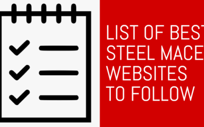 List of Best STEEL MACE WEBSITES to follow 2019
