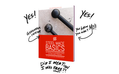 Cyber Monday Giveaway – Free Steel Mace Basics Guide