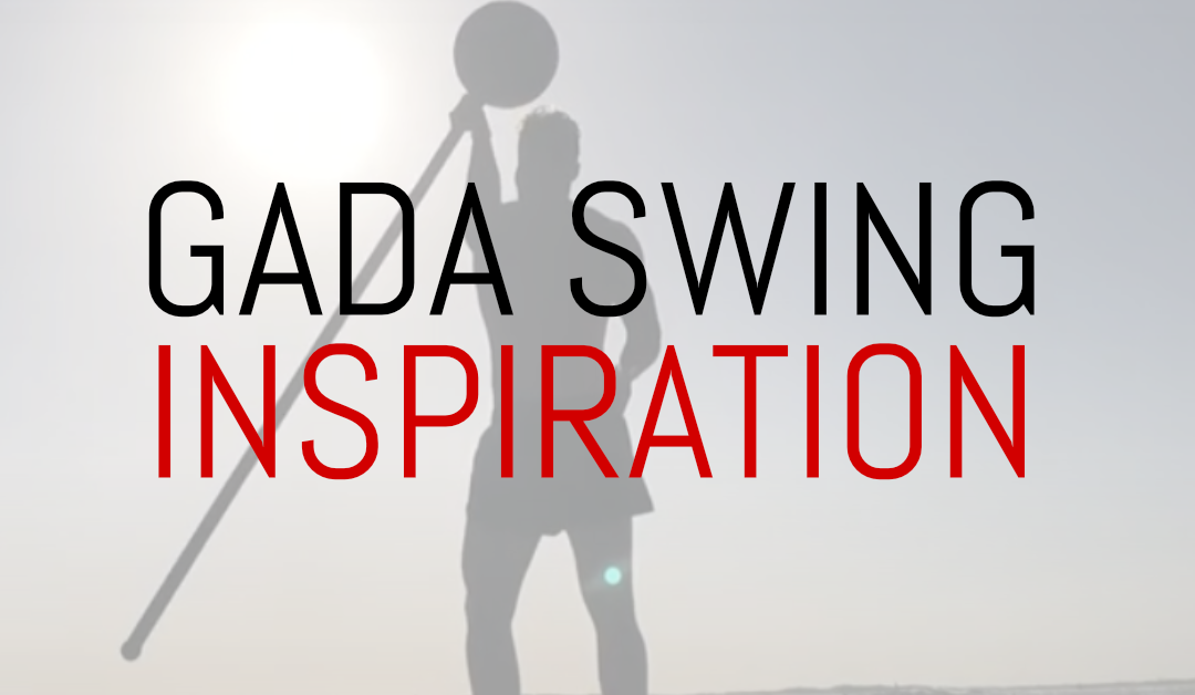 6 Inspirational Gada swing YouTube videos online (Compilation)