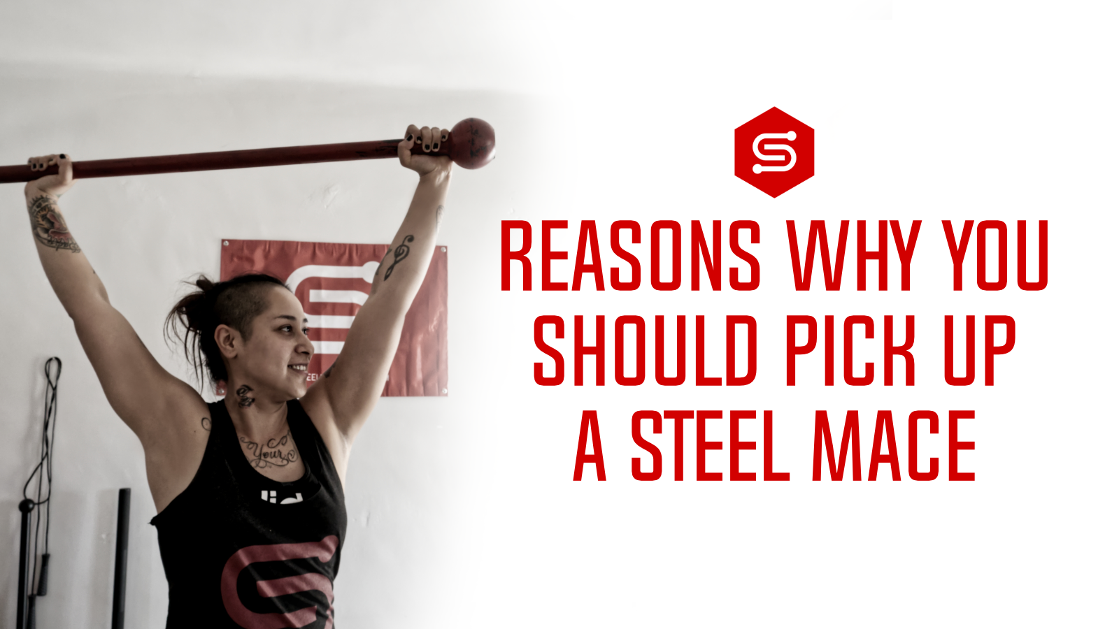 Reasons why you should pick up a Steel Mace