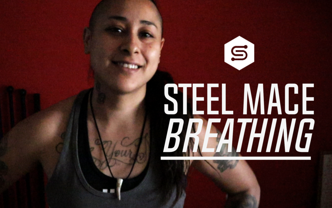 The Importance of Breathing for Steel Mace Training